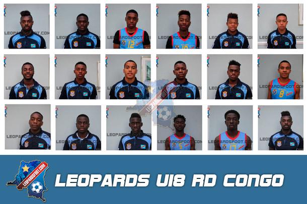 Léopards : faîtes connaissance avec nos U18