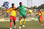 LINAFOOT : Elima et V Club se neutralisent 0-0