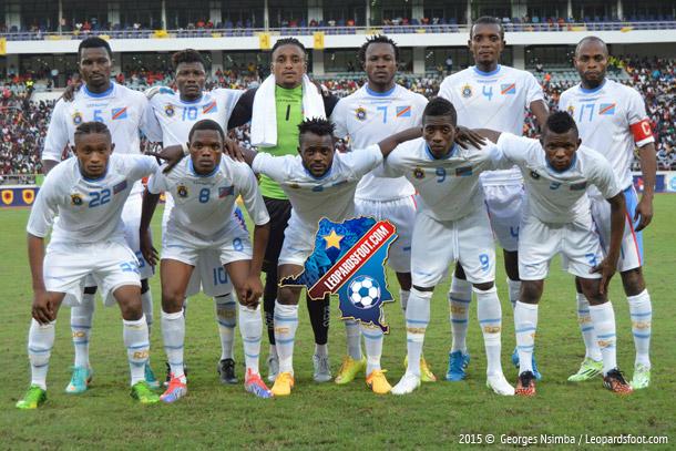 CHAN 2016 : La RDC dans le groupe B