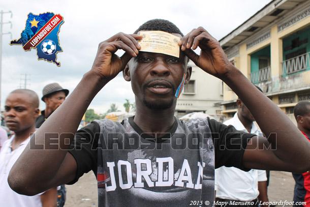 RDC vs Burundi  : 140 millions de Francs CD de recette