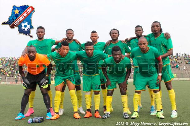 Amical V Club vs Panthères du Gabon ce dimanche