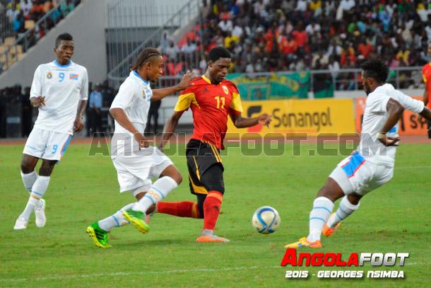 CHAN 2016 : Confirmer face à l'Angola !