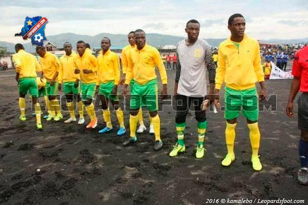 Coupe du Congo : phase préliminaire Nord-Kivu