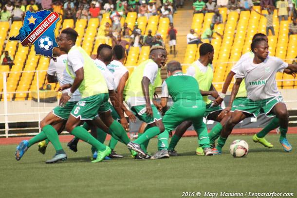 Linafoot : DCMP # Vutuka 1-0, Dragons # Nord Sport : 1-0