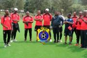 Cosafa Cup : 1er entraînement pour les léopards à Windhoek