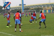 Cosafa Cup : Ungenda a rejoint le groupe à Windhoek