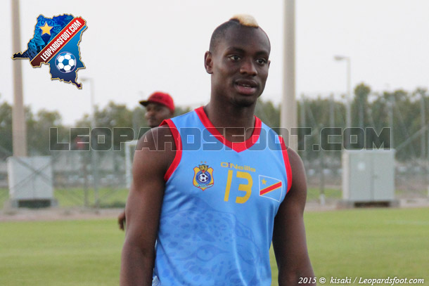 Léopards : Mpoku enfin autorisé par la FIFA