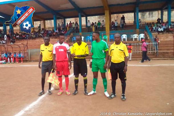 Linafoot Zone Est : Muungano et Dauphin noir joueront sans nul doute les Playoffs