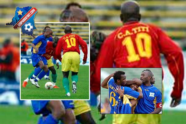 RDC vs Guinée : Retrouvailles 12 ans après  la CAN 2004