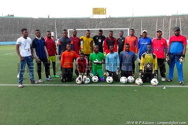 Découverte : Académie de formation des gardiens de but de Kinshasa