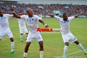 Eliminatoires CAN 2017 : Angola vs RDC : 0-2