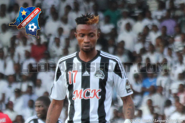 CAF-CDC : Mazembe battu mais reste leader du groupe