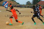 COUPE DU CONGO SITE EST : Nyuki, Capaco, et Socozaki sont désormais fixés sur le site ainsi que leurs adversaires