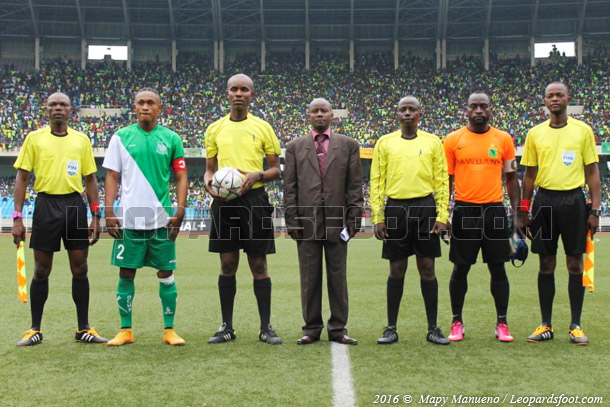 Linafoot  play-offs : V.Club plus fort que le Dcmp