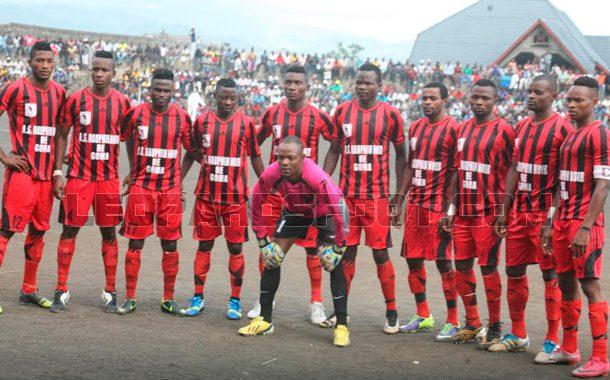Linafoot : AS Dauphin noir veut jouer l'Afrique la saison prochaine