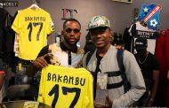 Léopards : Bakambu a rencontré ses fans à Paris