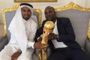 Qatar : Kaluyituka revient sur l'Emir Cup remporté avec Lekhwiya !