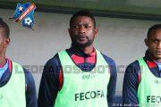 Cosafa Cup : Arnold Nkufo forfait suite à une blessure