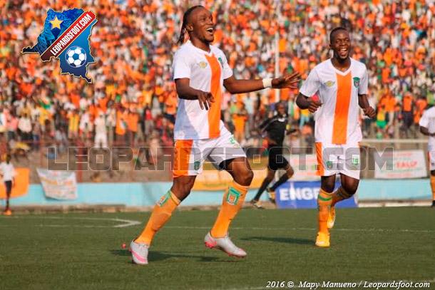Coupe du Congo : Renaissance pulvérise Malole de Kananga (4-1)