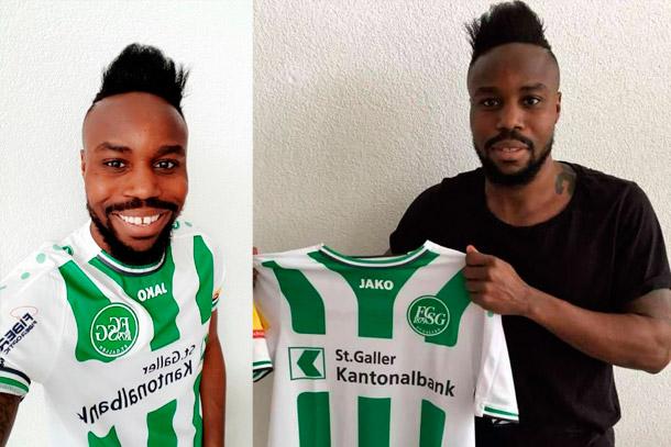 Transfert : Nzuzi Toko signe 2 ans au FC St Gallen