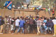 Muungano-Sanga Balende interrompu suite aux violences