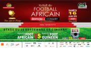 4ème édition de la Nuit du Football Africain à Conakry