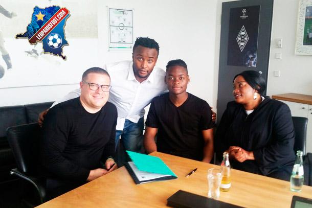 Allemagne : Premier contrat pro pour Chance Simakala