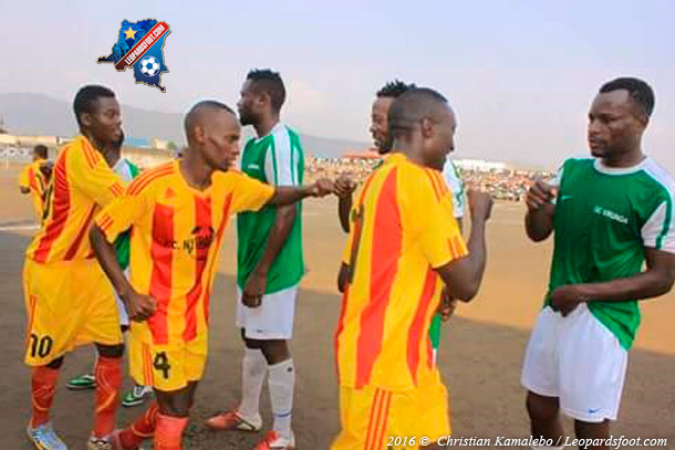 Goma-tournoi : AS Kabasha au bout du suspense, DC Virunga contraint au nul