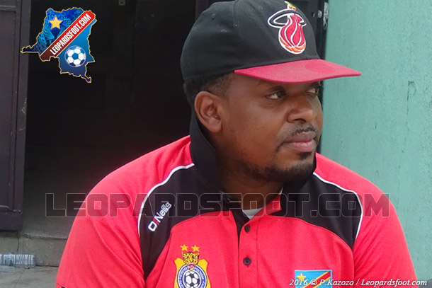 Eric Tshibasu : « Nullement complexé, on y va pour apprendre »