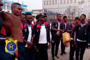 Uniffac :  Les U17 de la RDC vice champion