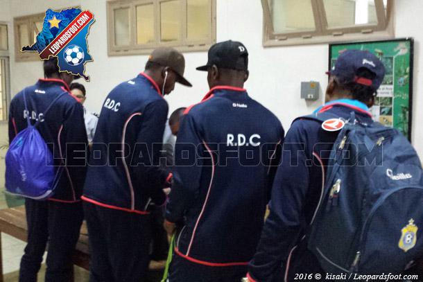 Léopards – RDC vs RCA : le point sur les arrivées