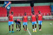 Léopards : Le match RDC vs RCA se jouera en nocturne
