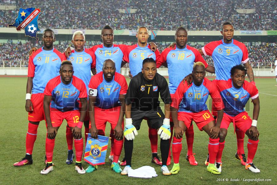 Eliminatoires CAN 2017 : La RDC qualifiée après sa victoire 4-1 face à la RCA