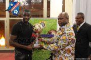 UFC Ndembo Awards : Bolasie élu meilleur joueur 2015