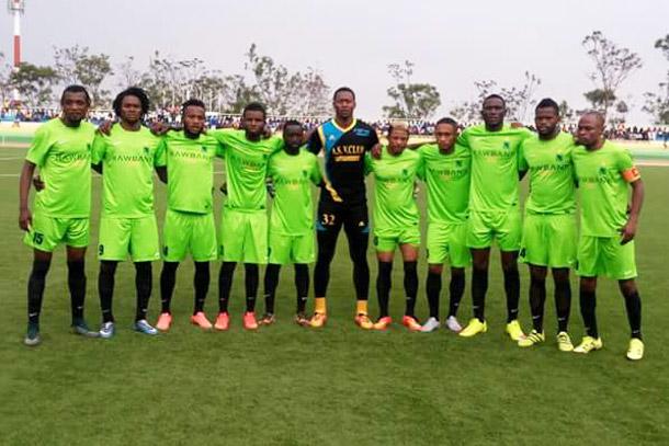 Tournoi inter-clubs de Kigali : APR sur le podium au détriment de V Club