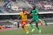Linafoot : V Club s'impose 1-0 face à Dragons-Bilima
