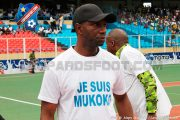 V Club solidaire dit non à la violence : «Je suis Mukoko»