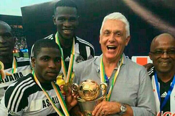 Roger Assalé : Mazembe reste un grand du continent !