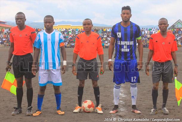Linafoot zone Est : Dauphin noir conforte son leadership, Bukavu Dawa fait mieux à Kisangani
