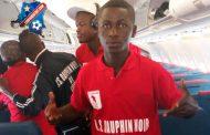 Léopards : un joueur de Dauphin noir dans le groupe d'Otis Ngoma pour la Cosafa cup U20