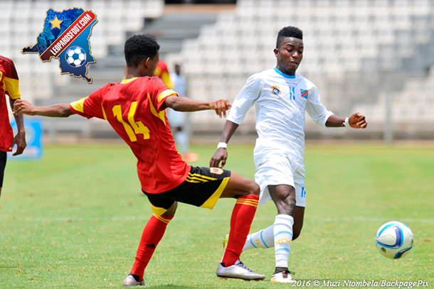Cosafa Cup : Les U20 de la RDC décrochent la 3e place