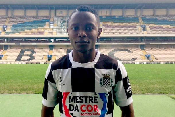 Transfert : David Mbala rejoint Bukia à Boavista