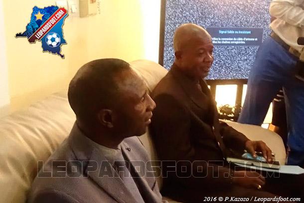 Rencontre entre le ministre des sports et la Fecofa