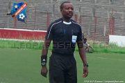 Entretien avec Olivier Safari, seul arbitre congolais retenu pour officier la CAN 2017