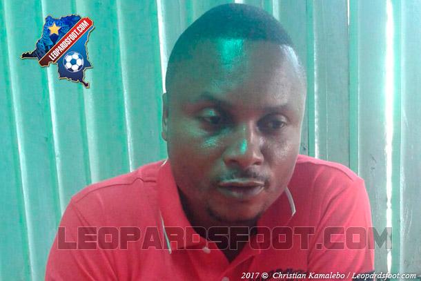 Christian Lumwanga : « le football de Goma devient compétitif »