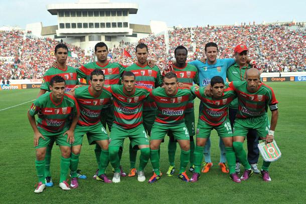 CAF-CDC : Le Mouloudia Club d Alger sur la route du FC Renaissance