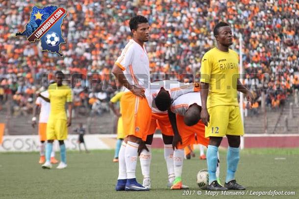 Le football congolais et l'expertise brésilienne