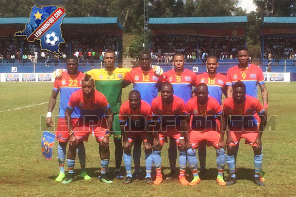 Léopards : La RDC chute 2-1 en amical face au Kenya