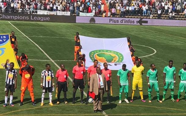 LDC-CAF : Mazembe tenu en échec par Caps United à Kamalondo (1-1)