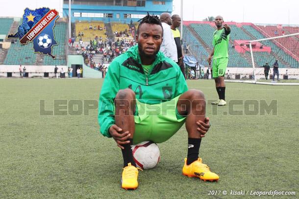 Glody Ngonda : « J'attends mon heure pour servir l'équipe nationale »